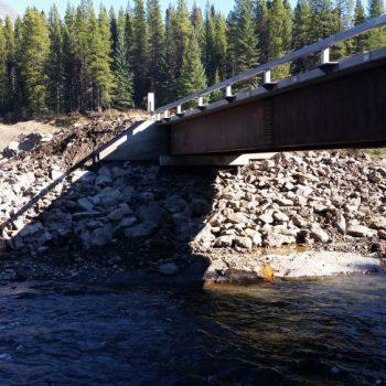 Elk River Bridges - New Bridge Construction