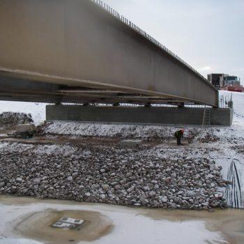 Girder Installation - Structural Steel