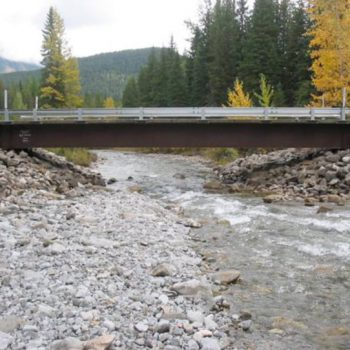 Resource Bridge Work - New Bridge Construction