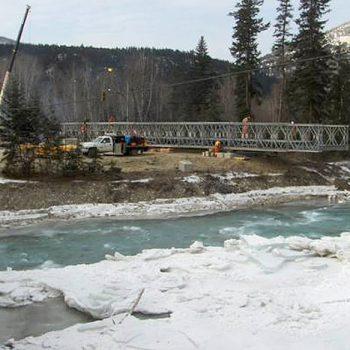 Emergency Bridge Repair - New Bridge Construction