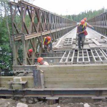 Yukon Highway Bridge Repair - Bridge Repair