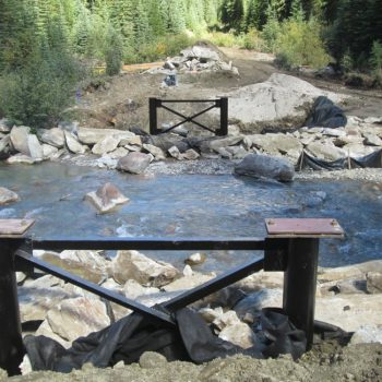 Recreational Bridges - New Bridge Construction