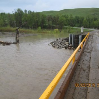 Drywood – Single span portable steel bridge - New Bridge Construction
