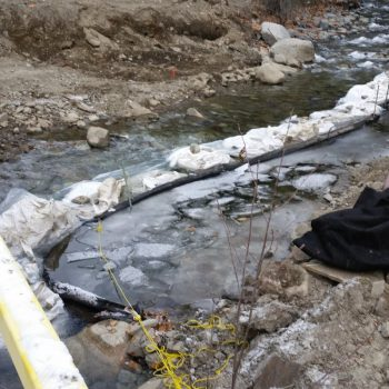 Resource bridge - New Bridge Construction