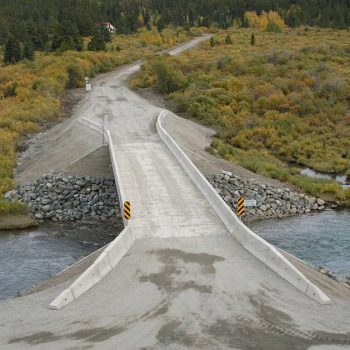 Highway Bridge Removal & Installation - New Bridge Construction