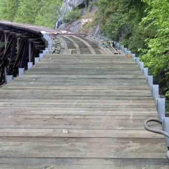Trestle Repair - Bridge Repair